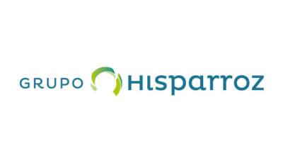 logo vector Grupo Hisparroz
