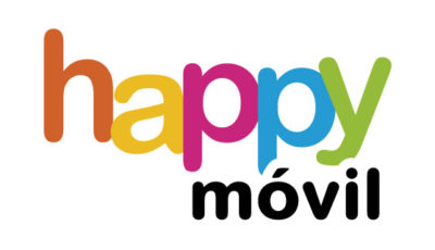 logo vector Happy Móvil
