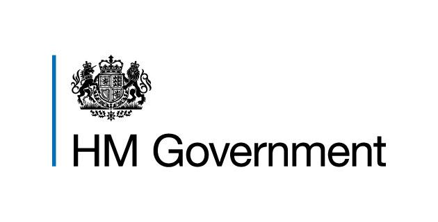 logo vector HM Government