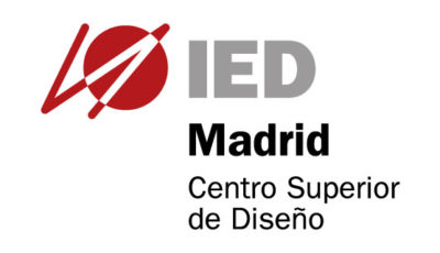 logo vector IED Madrid