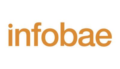 logo vector infobae