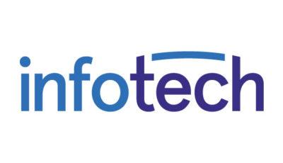 logo vector Infotech