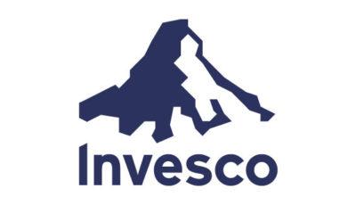 logo vector Invesco