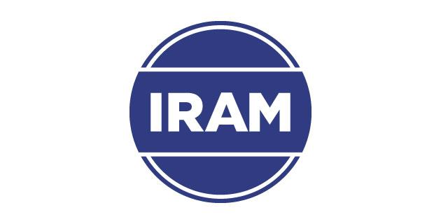 logo vector Iram