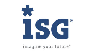 logo vector ISG Information Services Group