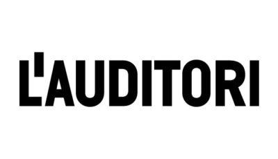 logo vector L'Auditori