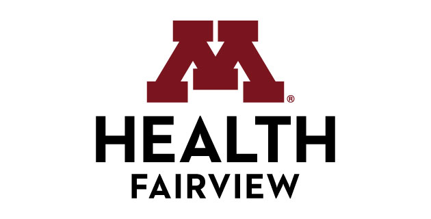 logo vector M Health Fairview