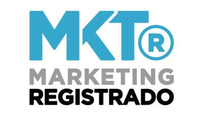 logo vector Marketing Registrado