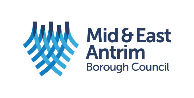 logo vector Mid and East Antrim Borough Council