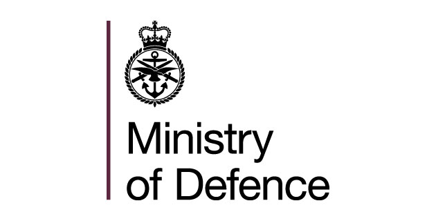 logo vector Ministry of Defence