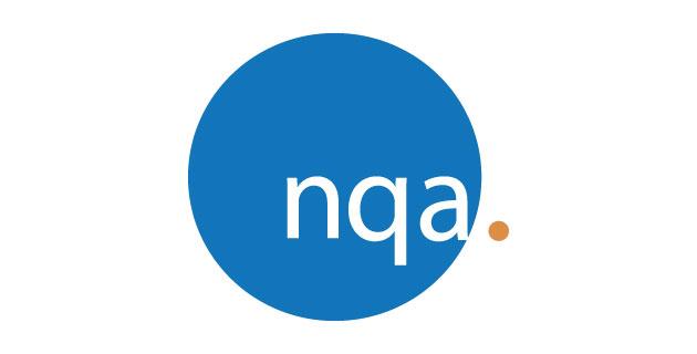 logo vector Nqa