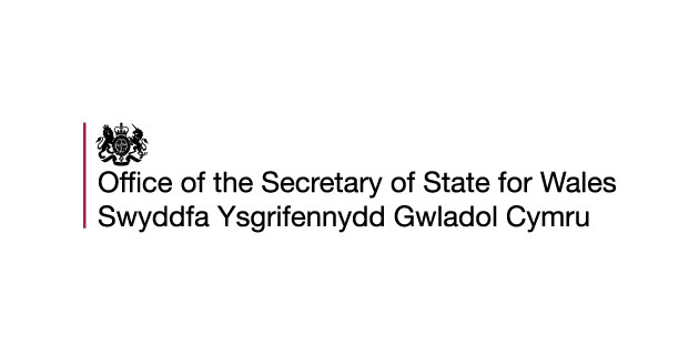 logo vector Office of the Secretary of State for Wales
