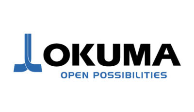logo vector Okuma