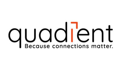 logo vector Quadient