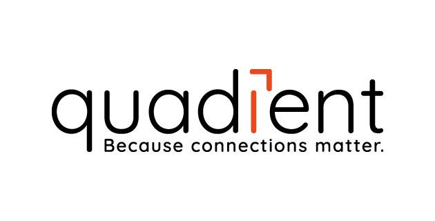 logo vector Quadient