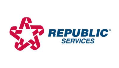 logo vector Republic Services