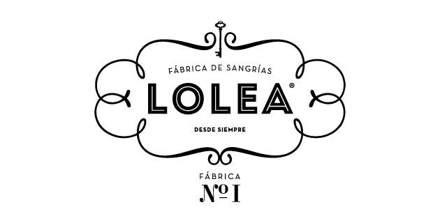 logo vector Sangría Lolea