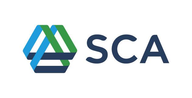 logo vector SCA