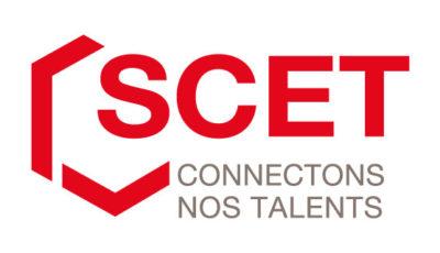 logo vector SCET