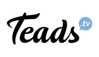 logo vector Teads
