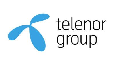 logo vector Telenor Group