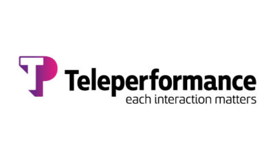 logo vector Teleperformance