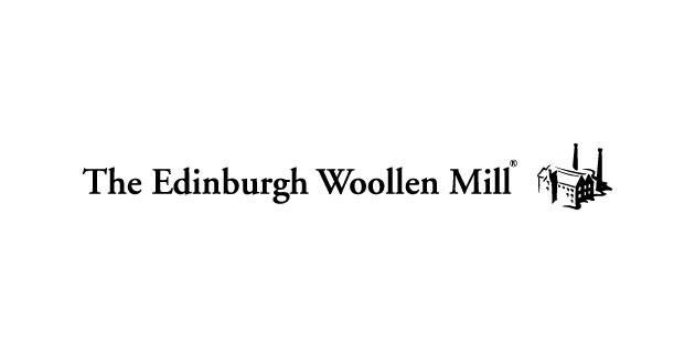 logo vector The Edinburgh Woollen Mill