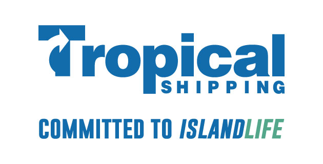 logo vector Tropical Shipping
