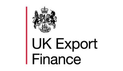 logo vector UK Export Finance