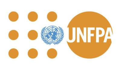 logo vector UNFPA
