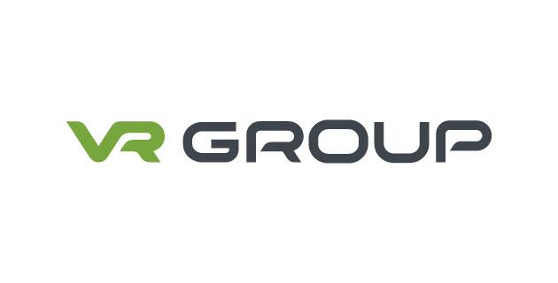 logo vector VR Group