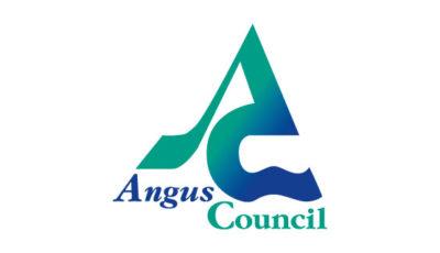 logo vector Angus Council