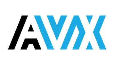 logo vector Avax