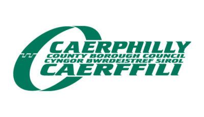logo vector Caerphilly County Borough Council