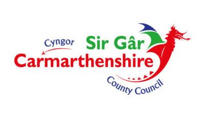logo vector Carmarthenshire County Council