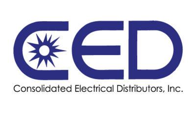 logo vector CED