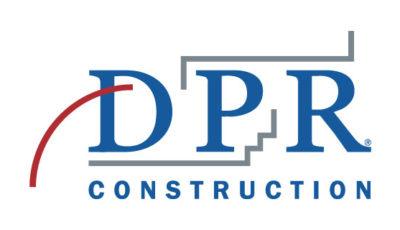 logo vector DPR Construction