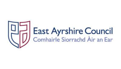 logo vector East Ayrshire Council