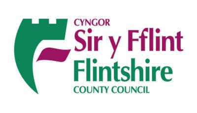 logo vector Flintshire County Council