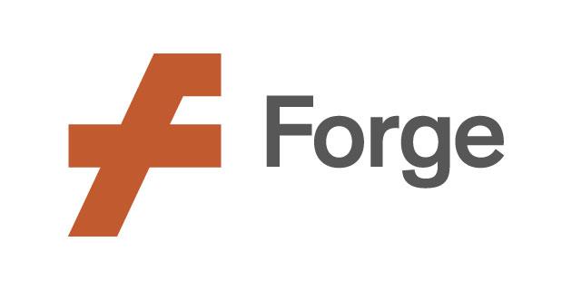 logo vector Forge Global
