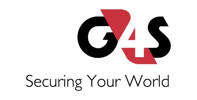 logo vector G4S
