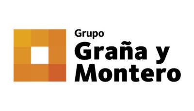 logo vector Grupo Graña y Montero