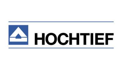logo vector Hochtief