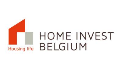 logo vector Home Invest Belgium