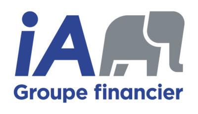 logo vector iA Groupe financier