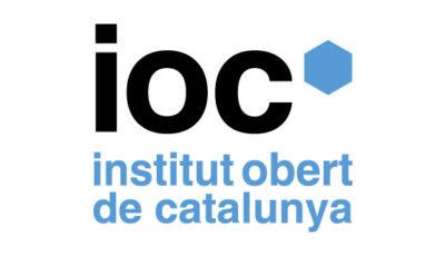 logo vector IOC Institut Obert de Catalunya