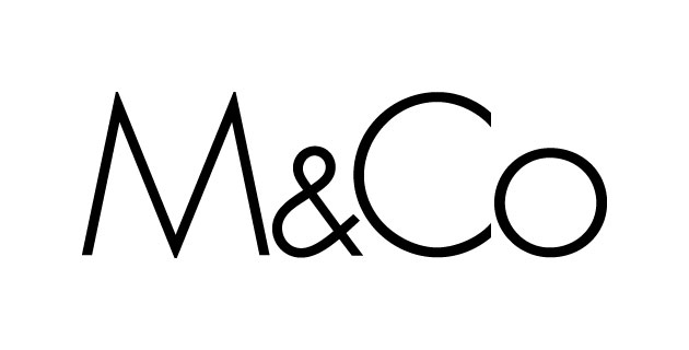 logo vector M&Co