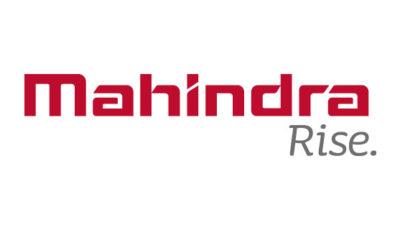 logo vector Mahindra Rise