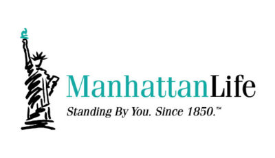 logo vector Manhattan Life