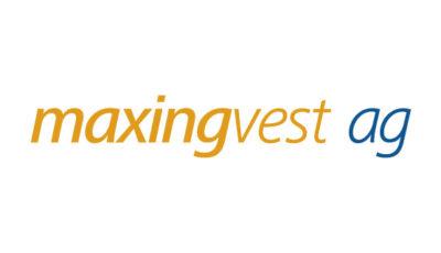 logo vector maxingvest ag